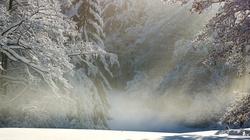 UWAGA! Potężne wichury i polarne powietrze - miniaturka