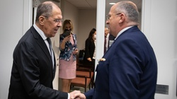Spotkanie szefów dyplomacji Rzeczypospolitej Polskiej i Federacji Rosyjskiej - miniaturka