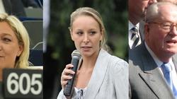 Front Narodowy przegra wybory przez kłótnie w rodzinie? - miniaturka