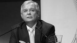 Ukraina: Odsłonięto tablicę pamięci Lecha Kaczyńskiego - miniaturka