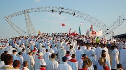 Franciszek do uczestników Lednicy: Zawierzcie się Chrystusowi i Jego Matce - miniaturka