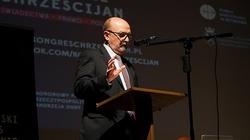 Ryszard Legutko: Na naszych oczach dokonuje się ludobójstwo chrześcijan na kilku kontynentach - miniaturka
