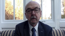 ,,Wolność słowa znajduje się w coraz gorszej sytuacji'' - powiedział prof. Legutko podczas konferencji ,,Cyber Free Speech Warsaw 2021'' - miniaturka