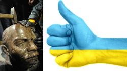 Ukraina wolna od Lenina! - miniaturka