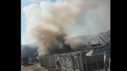 Zamieszki imigrantów w Grecji. Płonie Moria! VIDEO - miniaturka