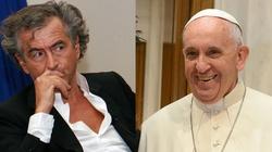 Bernard - Henri Lévy: Dominującym wrażeniem jest wielka świętość papieża! - miniaturka