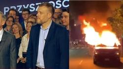 Polska Lewica po stronie demolujących miasta w USA? - miniaturka