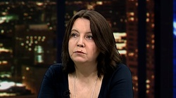 Joanna Lichocka: Władza Białegostoku chciała rozpalić konflikt - miniaturka