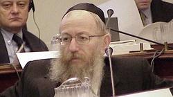 Były minister zdrowia Izraela krył pedofilię?! Miał też przyjąć łapówkę - miniaturka