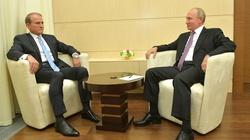 Kum Putina podejrzany o zdradę stanu - miniaturka