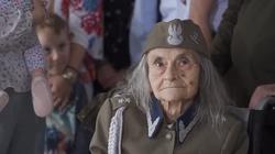 ,,Odeszła na wieczną wartę'' - Prezydent o zmarłej Wandzie Zalewskiej-Zdun, pseudonim ,,Rawicz'' - miniaturka