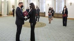 Prezydent nominował nowych sędziów - miniaturka