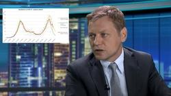 Maliszewski: Spadki zakażeń są zgodne zprognozą - miniaturka