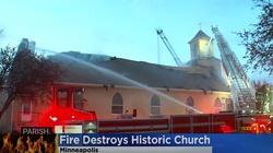 [Wideo] Minneapolis. Czy aktywiści BLM podpalili zabytkowy katolicki kościół? - miniaturka