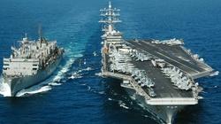 Lotniskowiec USA płynie w kierunku Korei Północnej - miniaturka