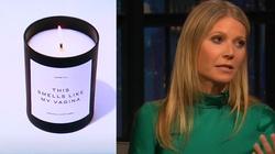 """Wybuchające świeczki o """"zapachu waginy"""" sprzedawane i firmowane przez gwiazdę Hollywood - miniaturka"""