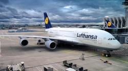 Lufthansa zwolni 22 tys. pracowników - miniaturka