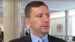 Łukasz Schreiber dla Frondy: Palikot kiedyś straszył 'zastrzelimy, wypatroszymy Jarosława Kaczyńskiego jak kurę' - miniaturka