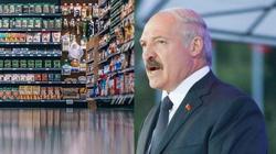 Białoruś. Reżim nakazał sklepom zdjęcie z ,,najlepszych półek'' towarów z Polski, Litwy, Ukrainy - miniaturka