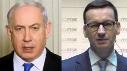 Jest oświadczenie rzecznik rządu ws. burzy w Izraelu po słowach premiera - miniaturka