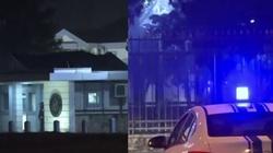 Eksplozja przed ambasadą USA w Podgoricy! Sprawca wysadził się w powietrze - miniaturka