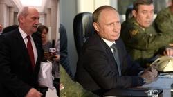 Macierewicz: Rosja chce być gotowa na prawdziwą wojnę - miniaturka