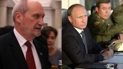 Macierewicz: Putin nas nie zastraszy! - miniaturka