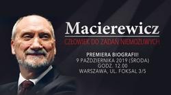 Zapraszamy na spotkanie z Antonim Macierewiczem w Warszawie - miniaturka