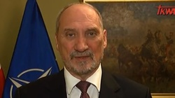 Antoni Macierewicz: Trzaskowski działałby przeciwko bezpieczeństwu państwa polskiego - miniaturka