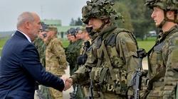 Macierewicz: Rozbudowujemy armię. Teraz  czas na WOT - miniaturka