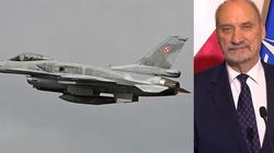Polskie F16 odstraszą Rosję nowym uzbrojeniem - miniaturka