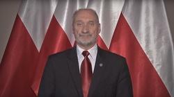 Macierewicz: Platforma 'obywatelska' nienawidzi obywatelskiej armii - miniaturka