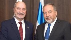 Szef MON: Będziemy współpracować z Izraelem w zakresie technologii zbrojeniowych - miniaturka