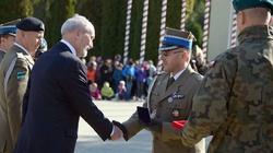 Macierewicz: Nasza solidarność z państwami wschodniej flanki NATO będzie nieugięta - miniaturka