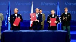 Co podpisał szef MON podczas szczytu NATO? - miniaturka