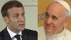 Francja: chrześcijanie zagrożeni terroryzmem, Macron dzwoni do Papieża - miniaturka
