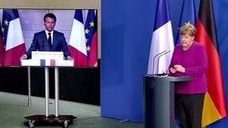 Gmyz o propozycji Merkel i Macrona: ,,Kogoś pogięło'' - miniaturka