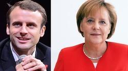 Merkel wysługuje się Macronem ze względu na ciężar historii pomiędzy Niemcami a sąsiadami? - miniaturka