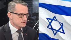 Ambasador Polski w Izraelu stanowczo reaguje. Izraelski portal kipi antypolonizmem. Zapłacono w rublach? - miniaturka