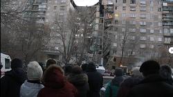 Eksplozja w bloku na Uralu. 39 osób zaginionych - miniaturka