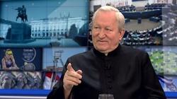 Ks. Maj: Przyczyny kryzysu w Kościele to masoneria w jego władzach - miniaturka