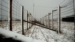 23 lipca 1944 ,,wyzwolono'' Majdanek.Obóz przejęło NKWD - miniaturka