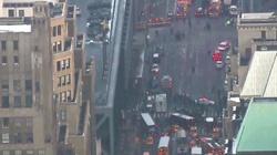 Nowy Jork: Eksplozja na dworcu autobusowym - miniaturka