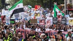Cała Europa protestowała ws. nielegalnych imigrantów - miniaturka