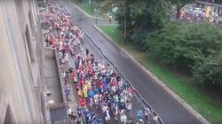 Czy jakiś marsz mógłby to pobić? ZOBACZ WIDEO z Krakowa - miniaturka
