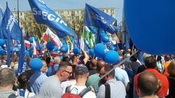 Matka Kurka: Zamiast miliona Polaków Schetyna zmobilizował 12 tysięcy aktywu i kolektywu - miniaturka
