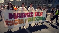 Parada równości bez szans w starciu z Marszami dla Życia i Rodziny! Zobacz tę mapę - miniaturka