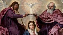 Maryja - doskonałe dzieło Trójcy Świętej - miniaturka