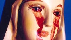 Cudowna Figura Matki Bożej z Naju płakała krwawymi łzami. Maryja płacze nad światem biegnącym ku własnej zgubie - miniaturka