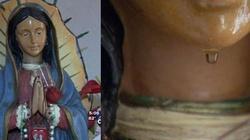 Kalifornia: Figurka Matki Bożej... płacze - miniaturka